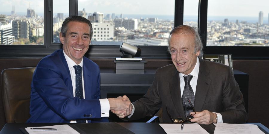 Firma acuerdo FEV
