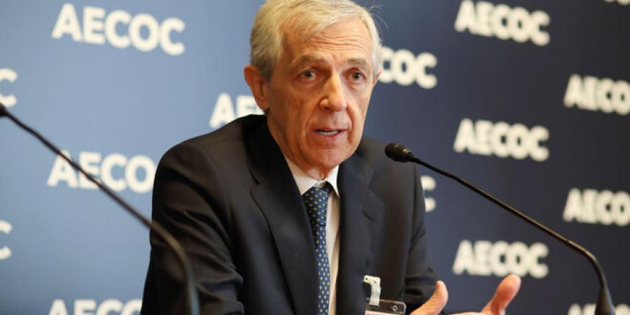 Javioer Campo presidente de AECOC