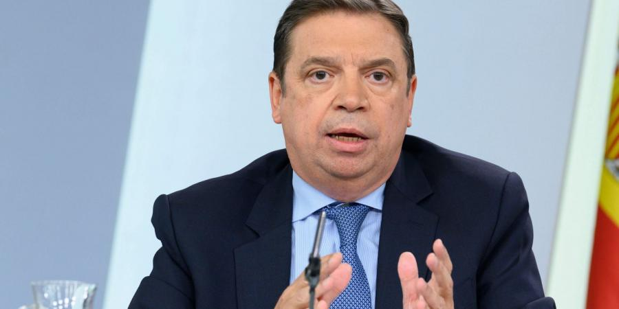 Ministro Luis Planas