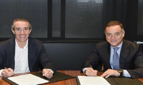 Juan Alcaraz y J. Antonio Valls